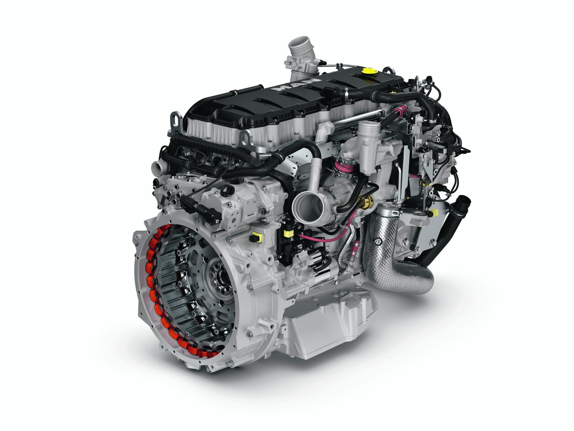 MAN jauni Euro 6d dzinēji
